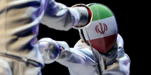 ناکامی شمشیرباز اصفهانی از کسب سهمیه المپیک