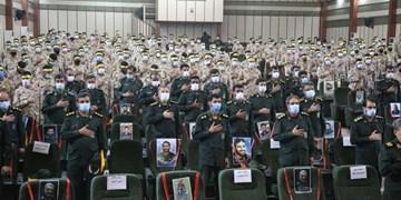 برگزاری جشنواره حضرت علی اکبر(ع) در نیروی دریایی سپاه با حضور سردار تنگسیری