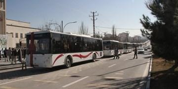 اعمال ۳۰ درصد افزایش کرایه حمل و نقل برونشهری از امروز در رفسنجان
