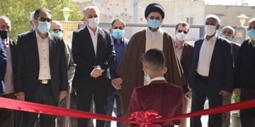 افتتاح مجتمع قرآنی شهید علیشیری در لارستان