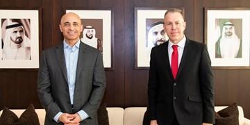 نشست سفیران امارات و رژیم صهیونیستی در آمریکا درباره روابط دوجانبه