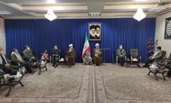 انقلاب اسلامی الگوی تمامی خیزشها در منطقه است/حفاظت و گسترش انقلاب وظیفه همگانی است