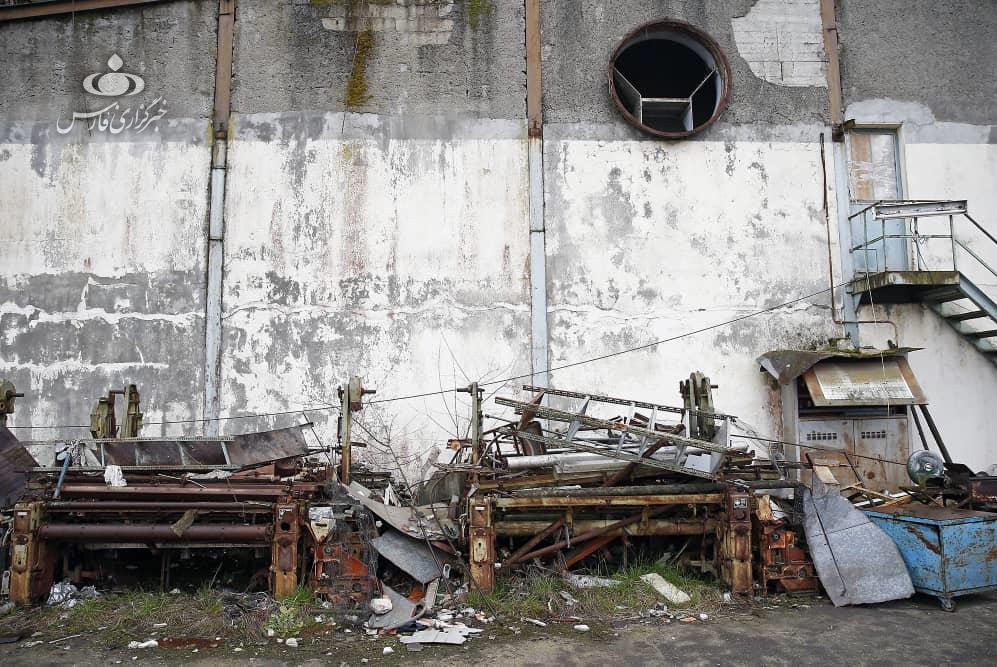دستور رئیسی برای پیگرد قانونی تخریبکنندگان یک کارخانه در گیلان