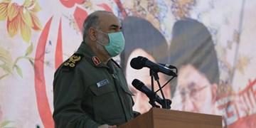 سردار سلامی: یمن و فلسطین یک پیکر واحد هستند