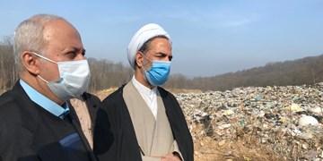 ضرورت توقف دفن زباله در سراوان و راهاندازی دستگاه زبالهسوز