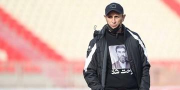 گل محمدی: این پیروزی را به انصاریان تقدیم میکنم/ یکی از بهترین بازی فصلمان بود