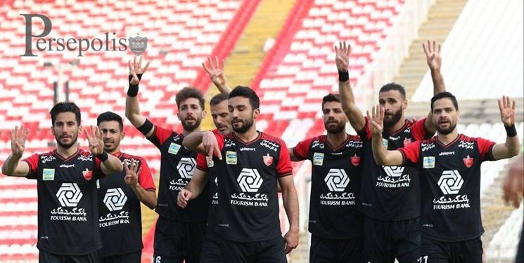 جدول لیگ برتر فوتبال| پرسپولیس با عبور از تراکتور تا رده چهارم صعود کرد
