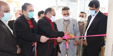 افتتاح نخستین پارک ویژه معلولان و مرکز جامع سلامت در منطقه کمبرخوردار آمل