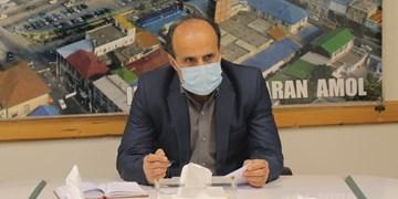 بستری بودن 95 بیمار کرونایی در بیمارستانهای آمل