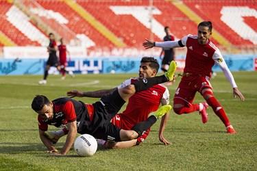 لیگ برتر فوتبال||| پرسپولیس ۱ - ۰ تراکتور