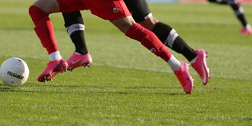 برگزاری مسابقات هشتجانبه فوتبال پیشکسوتان البرز تحت عنوان شهدای غزه