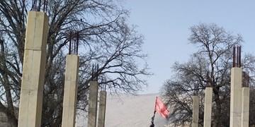 بقعه امامزاده محمدطاهر(ع) لوداب در انتظار همت مردم و توجه مسئولان+تصاویر و فیلم
