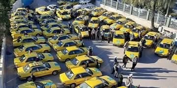 تاکسیهایی که به عشق انقلاب به خط شدند/ رانندههایی که پای انقلاب جان هم میدهند