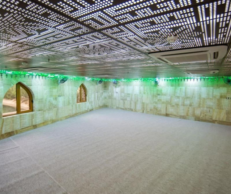 13991118000180 Test NewPhotoFree - بازسازی مقام حضرت مهدی(عج) در کربلا به اتمام رسید+عکس