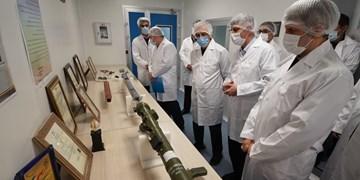 افتتاح خط تولید انبوه موشکهای دوشپرتاب پیشرفته و کارخانجات تولید سوخت جامد مرکب