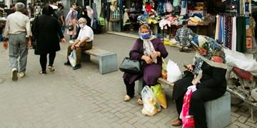 سیر صعودی تغییر رنگ کرونایی در شهرهای گیلان