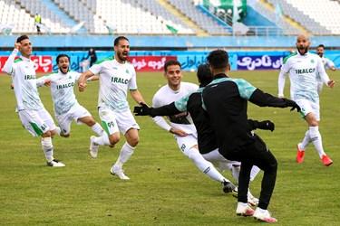 لیگ برتر فوتبال ||| آلومینیوم 1 - 1 سایپا
