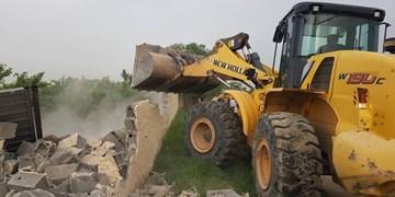 آزادسازی 39 هکتار از اراضی تغییر کاربری یافته اشتهارد