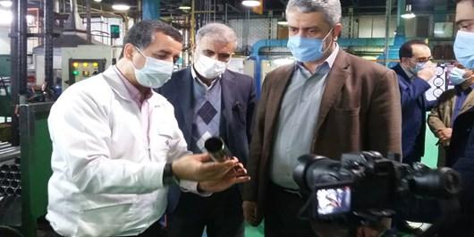 لزوم حمایت از واحدهای صنعتی گیلان/ کارخانههای گیلان ظرفیت بالایی دارند