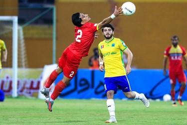 لیگ برتر فوتبال ||| نفت آبادان ۱ - ۱ فولادخوزستان