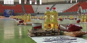 گام چهارم کمکهای مؤمنانه با توزیع ۶ هزار بسته معیشتی عیدانه در خراسانجنوبی