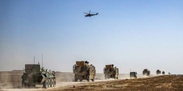 انتقال تجهیزات و نظامیان آمریکایی از پایگاههای عراق به سوریه