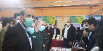 دستاوردهای علم و فنآوری بسیج با حضور سردار سلامی رونمایی شد