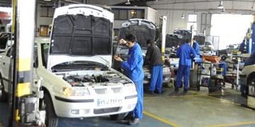 کسب رتبه ممتاز توسط نمایندگیهای ایران خودرو