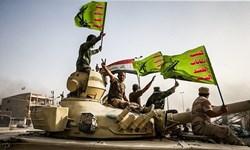 کارشکنی نظامیان آمریکا در عملیات ضد تروریسم الحشد الشعبی در دیالی