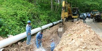 گازرسانی به ۳ روستای کوهستانی گرگان با 60 درصد پیشرفت