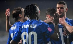 لیگ فوتبال کرواسی پیروزی یاران محرمی در هفته بیستم