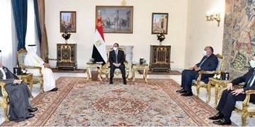 قاهره امنیت خلیج فارس را مرتبط با امنیت ملی مصر دانست