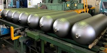 افتتاح بزرگترین کارخانه تولید مخازن CNG در منطقه غرب آسیا