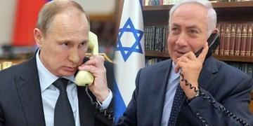 تأکید بر هماهنگیهای امنیتی در گفتوگوی تلفنی پوتین و نتانیاهو