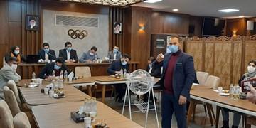 مراسم قرعه کشی لیگ های کاراته برگزار شد / آغاز مسابقات سوپر لیگ از 28 بهمن