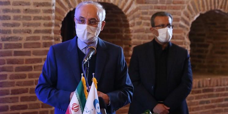 صالحی در واکنش به حادثه نطنز: حق ایران برای اقدام علیه عاملان تروریسم هستهای محفوظ است