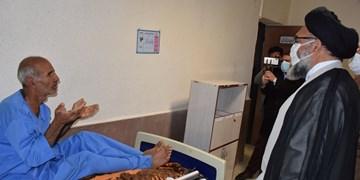 قفل مشکلات بیمارستان سلمان یاسوج در انتظار کلید!/دیوار کوتاه جانبازان اعصاب و روان