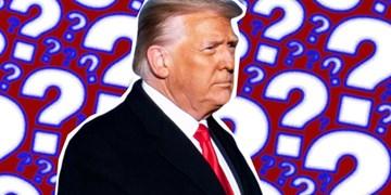 در آستانه استیضاح در سر ترامپ چه میگذرد؟