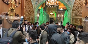 استقبال گرم عراقیها از آیتالله رئیسی