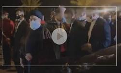 استقبال پرشور مردم عراق از آیت الله رئیسی