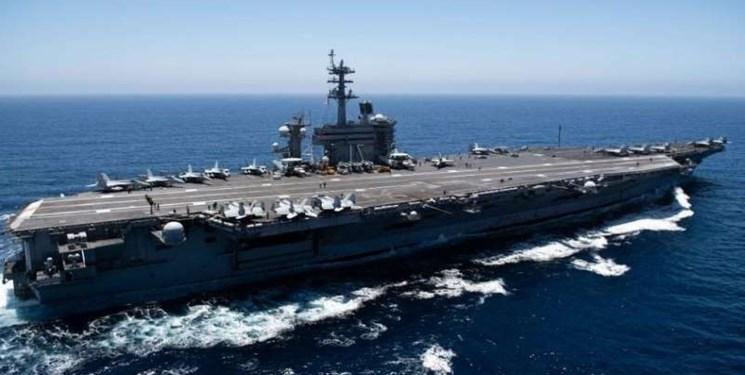 ناوهای هواپیمابر آمریکا در تیررس موشکهای ابرفراصوت چین و روسیه
