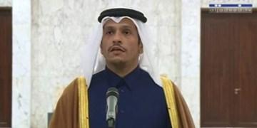 وزیر خارجه قطر در بیروت: طرحی برای مذاکرات گروههای لبنانی در دوحه نداریم