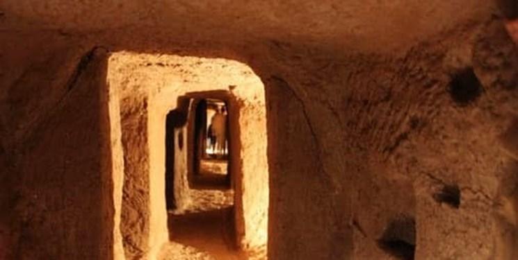 احداث مجتمع گردشکری در نزدیکی شهر زیرزمینی تهیق خمین