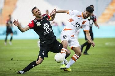 لیگ برتر فوتبال ||| پرسپولیس 1 - 0 مس رفسنجان