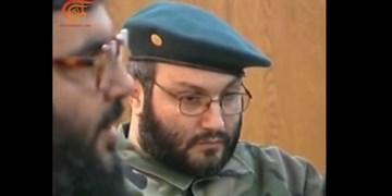 ویدئوی دیده نشده از شهید عماد مغنیه در کنار سید حسن نصرالله