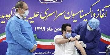 تزریق واکسن کرونا به ۶۴۰ نفر در اردبیل/ برای سفر عید برنامهریزی نکنید