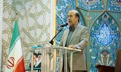 سهگانههای دعا در مسجد جمکران/ حیدرزاده دعای توسل میخواند