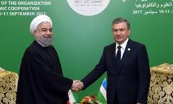 تبریک رئیس جمهور ازبکستان به مناسبت سالروز پیروزی انقلاب اسلامی ایران