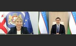گردشگری و سرمایهگذاری محور رایزنی مقامات ازبکستان و گرجستان
