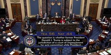 در اولین جلسه دادگاه استیضاح دوم ترامپ چه گذشت؟